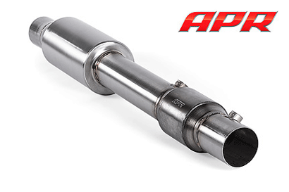 APR Catpipe/Midpipe with catalyst and resonator