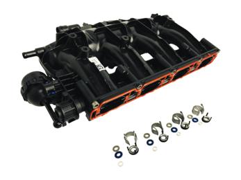 OEM Audi/Volkswagen 2.0 TSI Intake Manifold & Install Kit