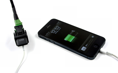 iPhone USB Charging