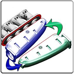 Modular Intake Manifold Design