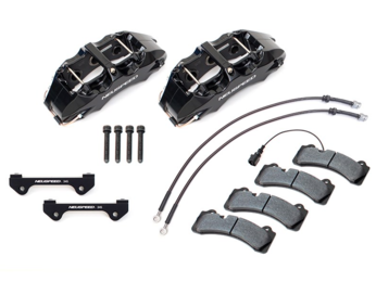 Neuspeed 345mm 6-Piston Big Brake Kit (09-15 TTS, 09-16 CC V6, 08 R32, 12-13 Golf R, 06-08 Passat 3.6L AWD)